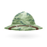 Pith helmet Royalty Free Stock Images
