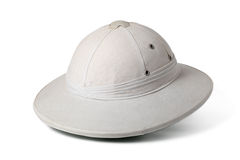 Pith helmet Royalty Free Stock Photography