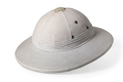 Pith helmet Royalty Free Stock Image