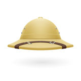 Pith helmet Stock Photography
