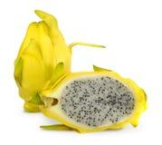 pithaya kolor żółty fotografia royalty free