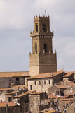 pitigliano Тоскана Италии Стоковая Фотография