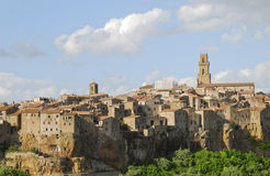 Pitigliano Royalty Free Stock Photo