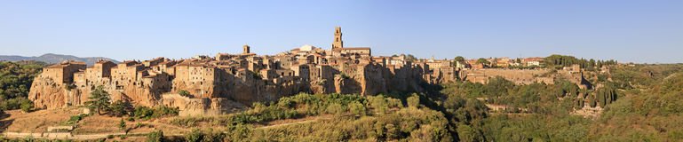 Pitigliano Stock Photos