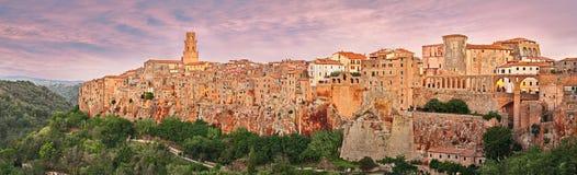 Pitigliano, Grosseto, Tuscany, Italy Stock Photography