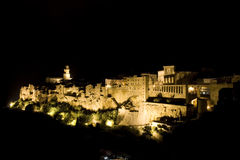 Pitigliano - Toscan Photo stock