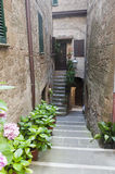 Pitigliano (Toscane, Italie) photos stock