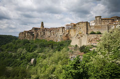 Pitigliano - Tuscany Stock Photos