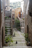 Pitigliano (Tuscany, Italy) Royalty Free Stock Photos