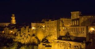 Pitigliano, Tuscany, Italy Royalty Free Stock Photography