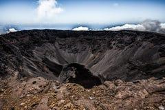 Piton de la Fournaise Crater Lizenzfreie Stockbilder