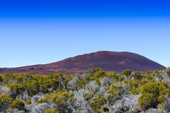 Piton de la Fournaise, Reunion Island. Piton de la Fournaise at Reunion Island Royalty Free Stock Photos