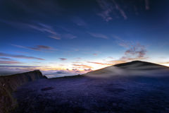 Piton de La Fournaise volcano Royalty Free Stock Photography
