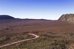 Piton de la Fournaise volcano, Reunion island, France. Piton de la Fournaise volcano, Reunion island, indian ocean, France Stock Image