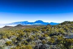 Piton des Neiges, Reunion Island. Piton des Neiges at Reunion Island Stock Images