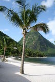 The Pitons, St Lucia Stock Image
