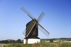 Pitstone Windmühle lizenzfreie stockfotografie