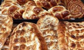 Τούρκος pitta ζύμης Στοκ Εικόνα