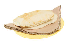 Pitta bread Stock Image