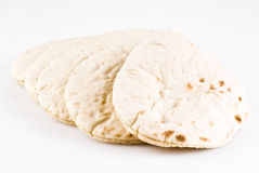 Pitta bread Royalty Free Stock Photography
