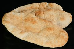 Pitta bread Royalty Free Stock Image