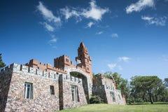 Pittamiglio Hall in Las Flores, Uruguay Royalty Free Stock Photo