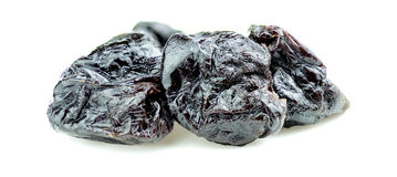 Pitted prunes Royalty Free Stock Images
