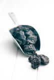 Pitted prunes Royalty Free Stock Photography