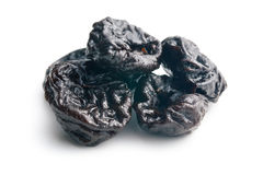 Pitted prunes Royalty Free Stock Image