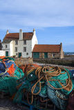 Pittenweem, Scotland, UK Royalty Free Stock Photos