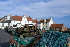 Pittenweem, Scotland, UK Stock Photos