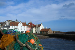 Pittenweem, Scotland, UK Stock Images