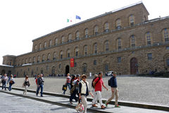 Pitti di Palazzo, Firenze, Italia Fotografia Stock Libera da Diritti