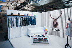 Pitti-immagine fairtrade lizenzfreies stockfoto