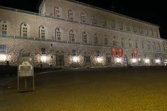 Pitti pałac, Florencja, Tuscany, Włochy zdjęcia royalty free