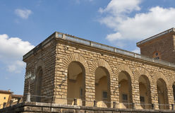 Pitti palace in Florence Stock Photography