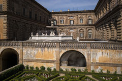 Pitti Palace Florence Stock Photography