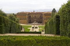 Pitti palace Royalty Free Stock Image