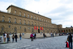 Pitti palace Florence Stock Photography