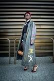 Pitti Uomo 95, Florencja, Włochy zdjęcia stock