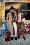 Pitti Uomo 95, Florencja, Włochy zdjęcie royalty free