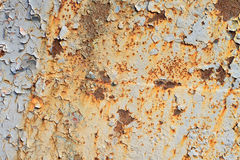 Pitting backgrounds effect rust textured Royalty Free Stock Photos