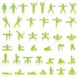 Pittogrammi Fotografia Stock