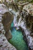 pittoresk kanjon Royaltyfri Bild