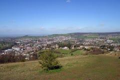 Pittoreska Cotswolds - Cheltenham royaltyfri bild