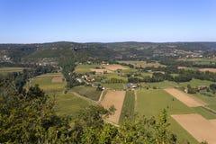 Pittoreska Frankrike - lott royaltyfria bilder