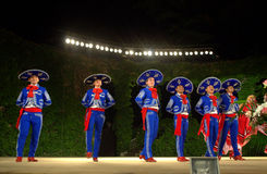 Pittoreska mexikaner Royaltyfri Fotografi