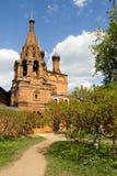 Pittoreskt ställe i Krutitskoye i Moskva Royaltyfria Foton