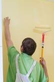 Pittori e decoraters fotografie stock libere da diritti