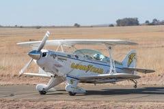 Pitts dodatku specjalnego samolot Fotografia Royalty Free